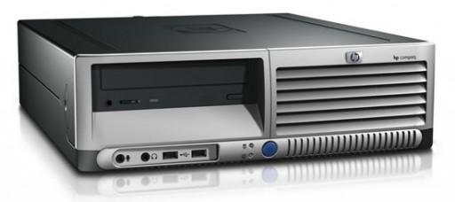 HP Compaq dc7700 Core 2 Duo E6300 2GB 80GB DVD Desktop PC Computer