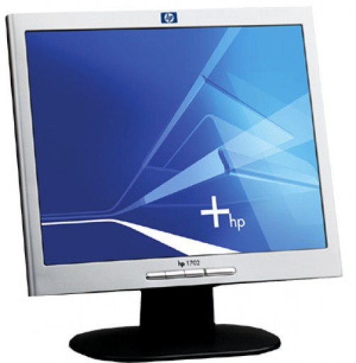 "17-inch HP 1702 17"" Flat Panel LCD TFT Monitor Display"