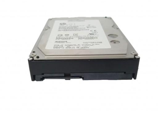 "HP 300GB 15K SAS SAS 3.5"" Hard Drive HUS156030VLS600 581315-002"