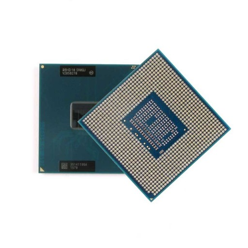 Intel Core i5-2430M Mobile 2.4GHz 3M Socket G2 rPGA988B CPU Processor SR04W