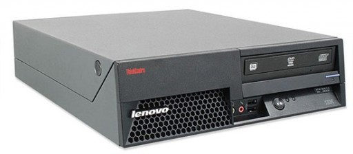 Lenovo ThinkCentre M55 8808 Dual Core 3.40GHz 1GB 80GB DVD Small Form Factor