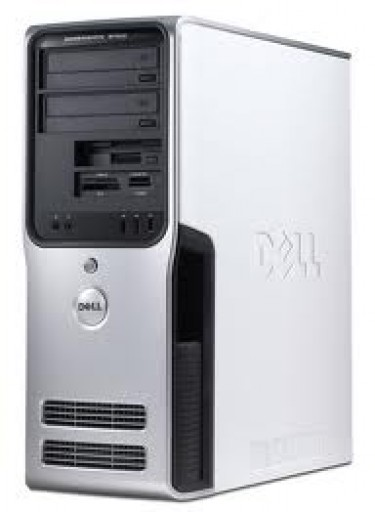 Dell Dimension 9200 Core 2 Duo E6400 2.13GHz 1GB 500GB HDD DVDRW Desktop PC Computer