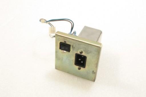 AUTEC DC Power Socket Port Cable