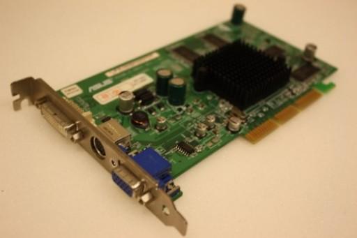 Asus ATi Radeon 9200 128MB DVI VGA AGP Graphics Card