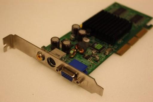MSI MS-8878 nVidia Geforce 4 MX440SE 64MB AGP VGA Graphics Card