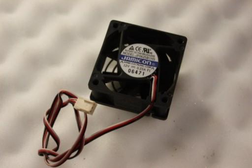 Jamicon JF0625B1HS 3Pin Case Fan 60mm x 25mm