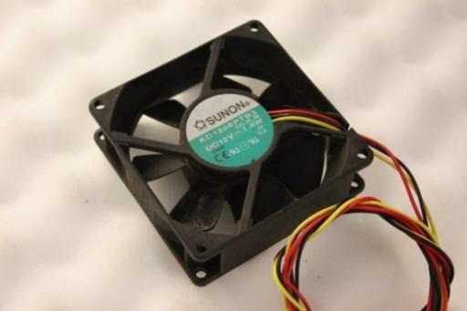 Sunon KD1208PTB3 3Pin Case Fan 80mm x 25mm