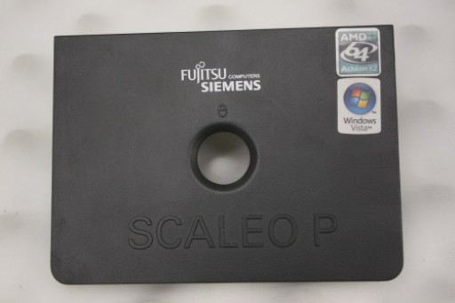 Fujitsu Siemens Scaleo P Power Button Plastic Cover Bezel