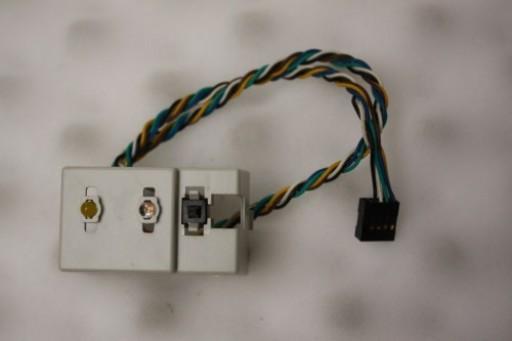 Packard Bell iMedia 1403 Power Button LED Lights 6934300