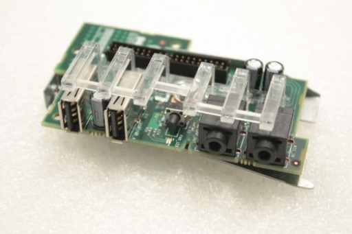 Dell OptiPlex 755 DT Front I/O USB Audio Panel RY698 HU390