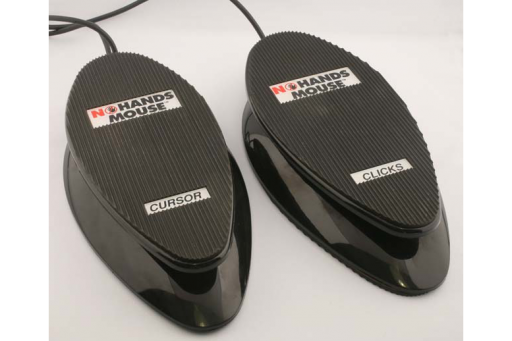 Hunter Digital NoHands Foot Mouse PS2-1