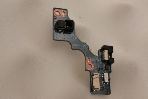 Dell Latitude E6400 Power Button Board LS-380AP
