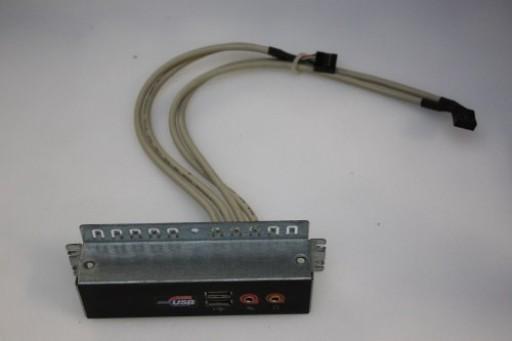 eMachines E4026 Front USB Audio Panel
