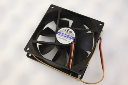 Jamicon JF0925S1LS-R 3Pin Case Fan 90mm x 25mm