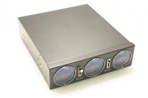 Cooler Master Musketeer System Dynamics Detector LLC-U01