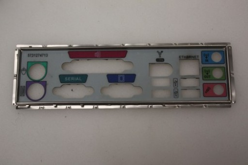 HP Compaq Presario SR1129 Motherboard I/O Plate Shield