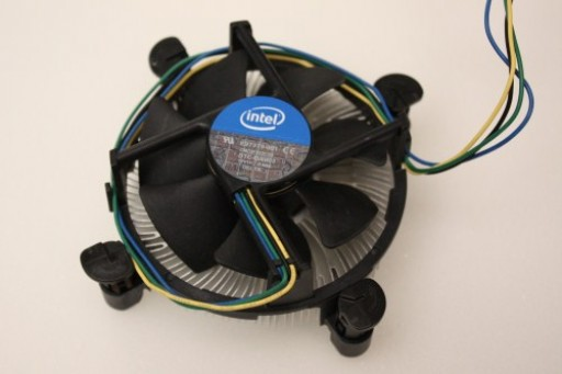 Intel E97379-001 Low Profile Socket LGA1155/1156 i3 i5 i7 4Pin CPU Heatsink Fan