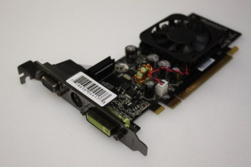 XFX nVidia GeForce 8400 GS 256MB PCI-e DDR2 Graphics Card PV-T66S-WANG