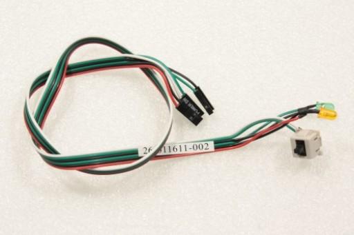 RM 2800-512 Power Button LED Lights 26-011611-002