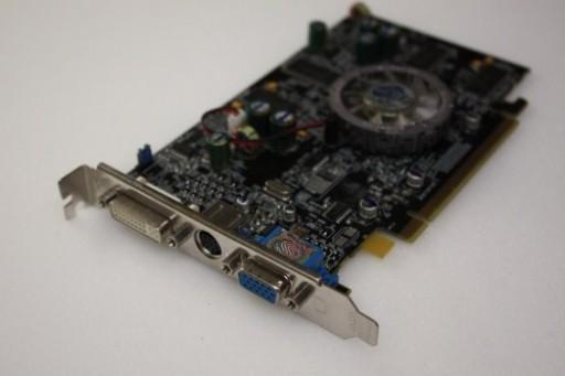 Sapphire ATI Radeon X600 Pro 256MB PCI-E VGA DVI TV Graphics Card 1024-9C45-AC-SA