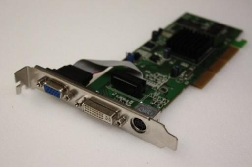 Sapphire ATi Radeon R7000 AGP 64MB DVI VGA Graphics Card