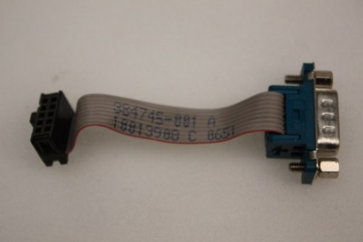HP Compaq dc7700p Serial Port Cable 384745-001