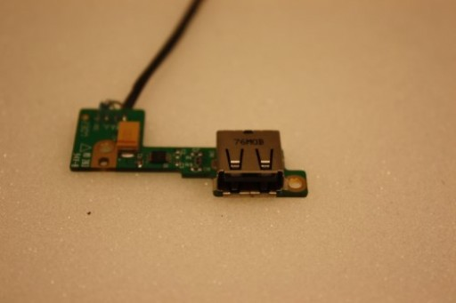 HP Pavilion dv9500 USB Port Board Cable DD0AT9THB00