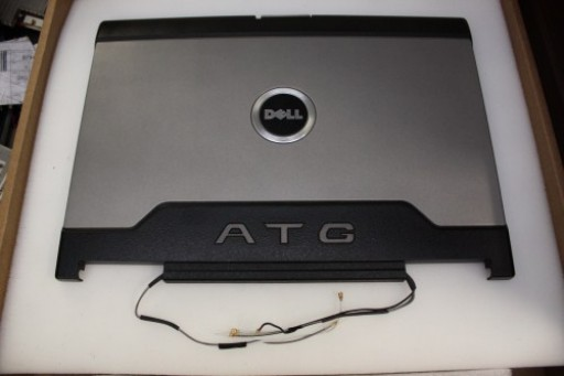 Dell Latitude D630 ATG LCD Top Lid Cover 0KN769 KN769