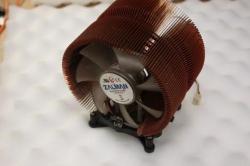 Zalman CNPS9500A Blue LED Heatsink and Fan Socket 1155 1156 775