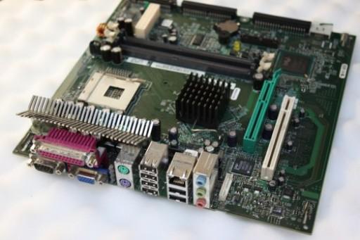 Dell OptiPlex GX270 SFF Socket 478 AGP Motherboard 0YF936 YF936