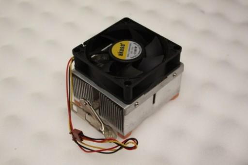 Akasa AK-855 Heatsink Fan Socket AMD 939 AM2