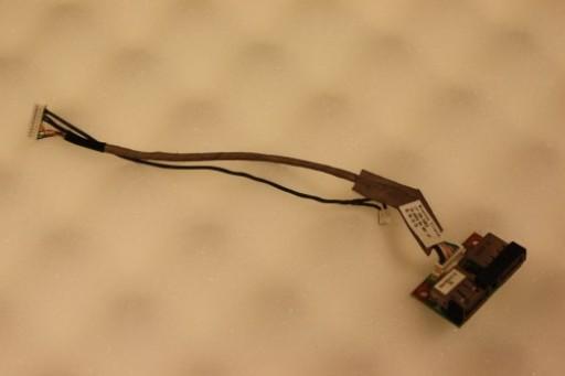 HP Presario CQ70 USB Sockets Board Cable 50.4D024.001