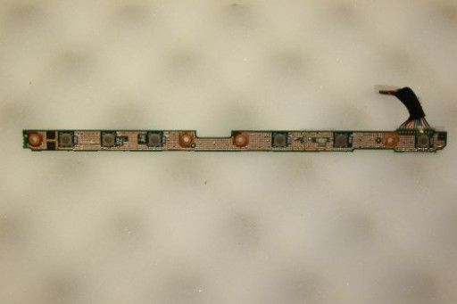 HP Compaq nx6325 Media Buttons Board Cable 6050A2C52301
