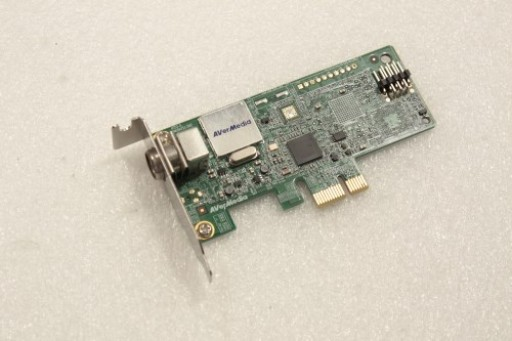 AVerMedia PCI-Express x1 TV Tuner Card Low Profile H753AH