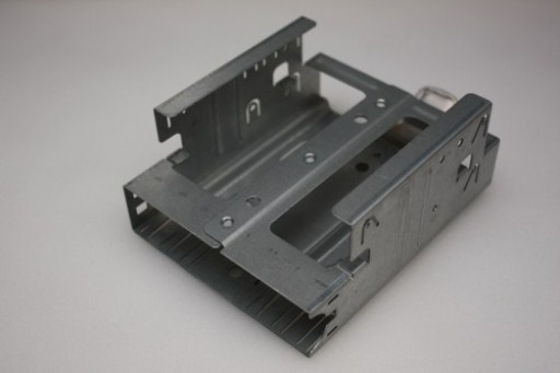 HP Pavilion a000 Floppy Drive Card Reader Caddy Bracket 5002-9816