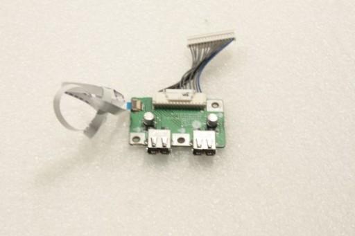 Dell UltraSharp 1905FP USB Ports Board 6870TB89U61