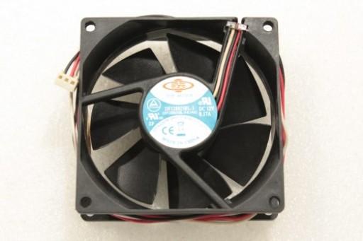 Top Motor DF128025BL-3 80mm x 25mm 3Pin Case Fan