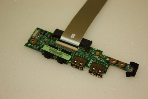 Asus Eee PC 1005 Power Button USB Audio Board 08G2035HA13C