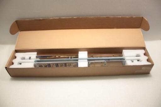 Dell Poweredge R410 2 4 Post 1u Static Rackmount Rail Kit