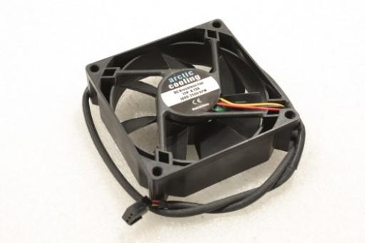 Arctic Cooling 1000-2500 RPM 80mm x 25mm 3Pin Case Fan