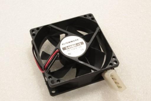 Alienware D80BH-12 80mm x 25mm IDE Case Fan