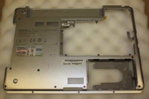 Sony Vaio VGN-CR Bottom Lower Case 3-212-180