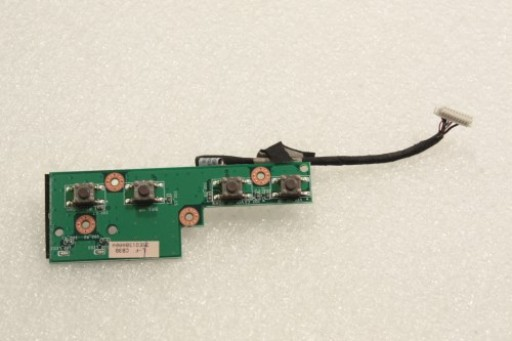 Asus Eee Top ET1602 All In One PC Function Buttons Board 35EQ1SB0000