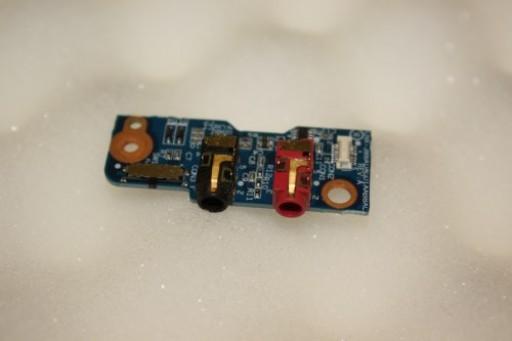 Sony Vaio VGN-CR Audio Ports Board DAGD1AAB8A0