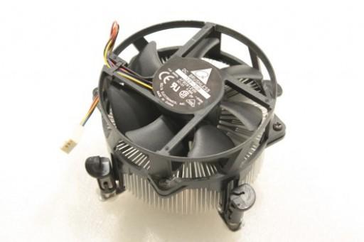 Delta Electronics Socket LGA775 CPU Heatsink Fan 129-308