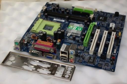 Gigabyte GA-7VM400M Rev. 1 Socket 462 AGP mATX Motherboard