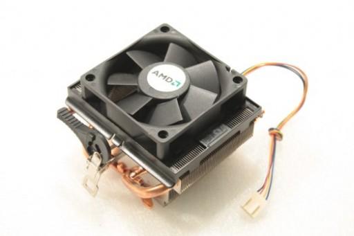 AMD Heatsink Fan Socket AM2 AM3 AV-Z7UH40Q001-1409