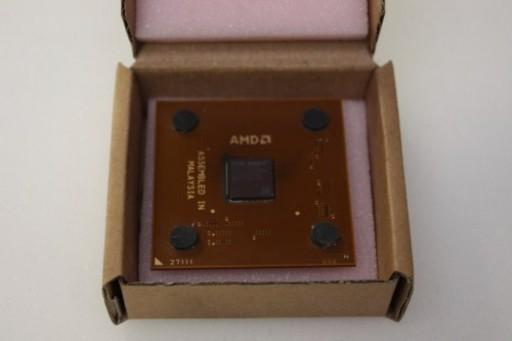 AMD Athlon XP 1500+ 1.33GHz 266MHz 256KB 462 CPU Processor AX1500DMT3C