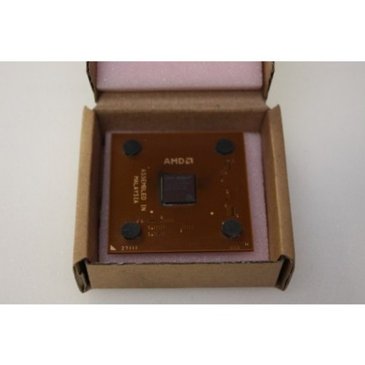 AMD Athlon XP 1600+ 1.4GHz 266MHz 256KB 462 CPU Processor AX1600DMT3C