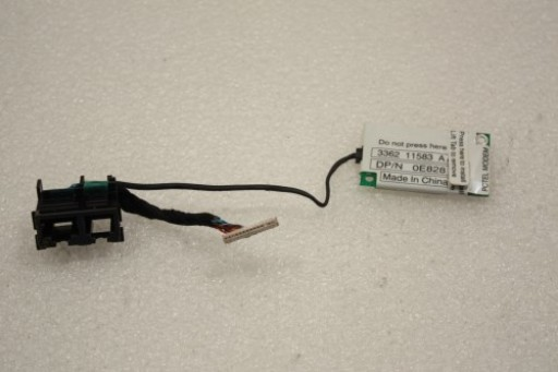 Dell Latitude C840 Modem Board Cable Sockets 0E828